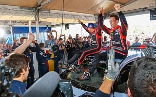 WRCアルゼンチン:最終SSでヌービルが劇的な逆転勝利、デイ4ハイライト動画集