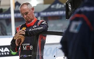 パッドンのコ・ドライバー、ケナードがポルトガルを欠場しセブ・マーシャルが代替参戦へ