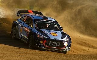 WRCポルトガル:SS1はヌービルとオストベルグが同タイムで首位