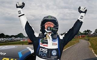世界RX英国:ペター・ソルベルグが優勝、ヨハン・クリストファーセンは選手権首位に浮上