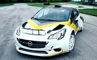 ホルツァー・グループ、WRCポルトガルで「ホルツァーR5コルサ」を発表