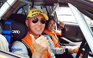 全日本ラリー若狭【速報】福永修、0.4秒差で全日本ラリー最上位クラス初優勝