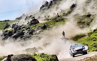 WRCポルトガル:3日目を終えてオジエが総合首位