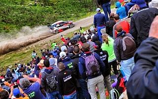 WRCポルトガル:ラトバラ、デイ2で転倒も「ヤリスWRCならどのラリーでも優勝を狙える」