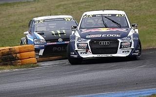 世界RXホッケンハイム:DTMと掛け持ち参戦の王者エクストロームが開幕3連勝