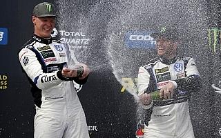 世界RXベルギー:ヨハン・クリストファーソンが今季初優勝