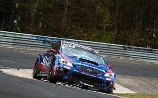 ニュルブルクリンク24時間レース:スバルのNBRチャレンジ、エンジン出火で3連覇ならず