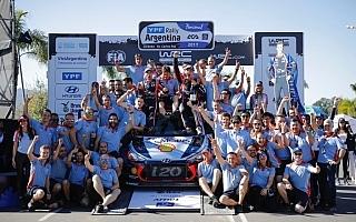 WRCアルゼンチン:ヌービル「エキサイティングでクレイジー」デイ3コメント集