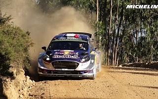 WRCポルトガル:シェイクダウン動画まとめ