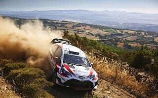 WRCポーランド:トヨタ、初の超高速グラベルラリーに3台体制で挑む