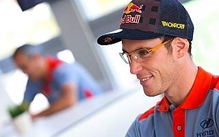 WRCポーランド:ヌービル「シーズンのどこかで首位に立っていたい」プレ会見