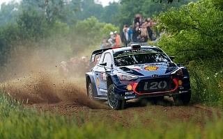 WRCポーランド:シェイクダウンはヌービルがトップ