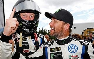 世界RXへル:ヨハン・クリストファーソンが優勝、選手権リードを広げる