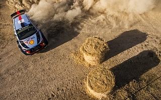 WRCイタリア:初日トップはヌービル、ミケルセンは8番手発進