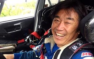 全日本ラリーモントレー:ベスト連発の新井敏弘が奴田原を抑えて初日首位