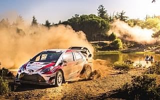 WRCイタリア:競技2日目にヤリスWRCが合計4本のステージウィン、ラッピは3連続ベスト
