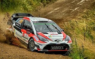 WRCフィンランド:ホームイベントを迎えるラトバラ「目標は言うまでもなく優勝」