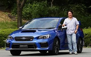 新井敏弘が新型WRX STIに緊急試乗、今季中の全日本ラリー投入も宣言