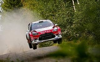 WRCフィンランド事前情報:カレンダー屈指の超高速「グラベル・グランプリ」