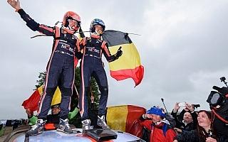 WRCポーランド:タナク脱落でヌービルが今季3勝目
