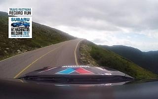 スバル、コースレコードを更新したパストラーナのオンボード映像をノーカットで公開