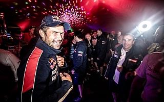 シルクウェイラリー:最終ステージがキャンセル、デプレの優勝がほぼ確定