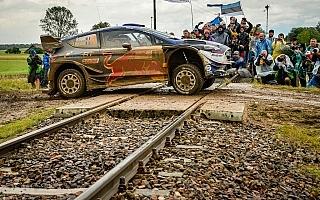 WRCポーランド事後録:オジエが交通違反で罰金、今年の最速はパワーステージ