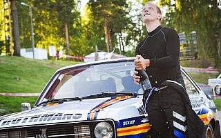 オートグリムラリー:ヒルボネンがヒストリック部門に登場、総合優勝はヌービル
