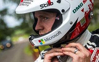 WRCフィンランド:ラッピ「明日どのようにリードを保つべきかは理解している」