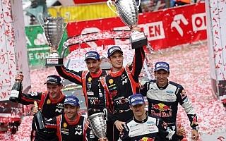 WRCポーランド:ヌービル「今はこの勝利をチームと祝いたい」デイ4コメント集