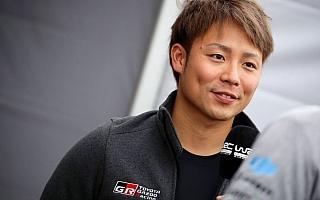 WRCフィンランド:勝田貴元「高いレベルの中で経験をさらに積み上げたい」