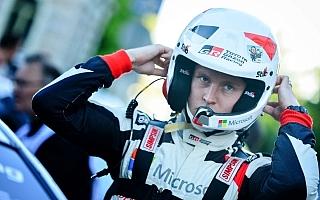 WRCフィンランド:デイ2を終えて首位のラッピ「自分の力を全て出しきった」
