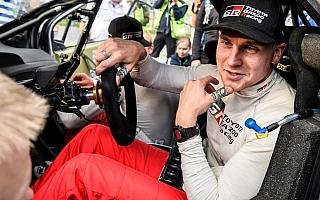 WRCフィンランド:ラッピ「今日はぐっすり眠るよ」デイ3コメント集