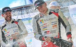 WRCフィンランド:ラッピ「地元だから強くなくては」デイ4コメント集