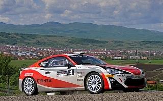 TMGがERCポーランドにGT86 CS-R3をエントリー、ドライバーはロセッティ