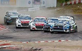 世界RXスウェーデン:クリストファーソンが母国優勝、選手権リードを広げる