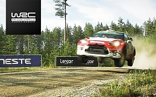 WRCラリーフィンランドは超高速ジャンプの連続、ティザームービー公開