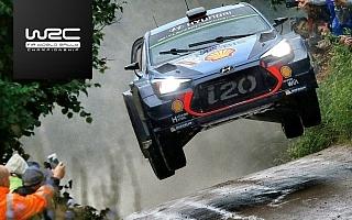 WRCポーランド:最終日まで大荒れの展開、超高速グラベル戦を動画でチェック