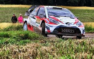 WRCドイツ:ハンニネンが4位フィニッシュ、ラトバラは7位
