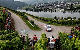 WRCドイツ:ヒュンダイは相性のいい母国戦で優勝を目指して挑む