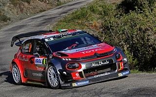 WRCドイツ:シトロエンは再びミケルセンを投入「金曜日がドライならポディウムも狙える」
