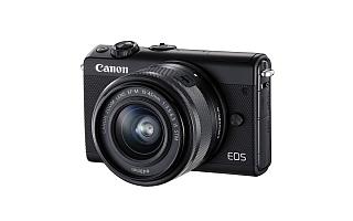 キヤノン、高速AFを実現したミラーレスカメラ「EOS M100」を発売