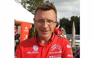 【Martin's eye】WRCカレンダー討論:シトロエン副代表 マレク・ナワレキ編