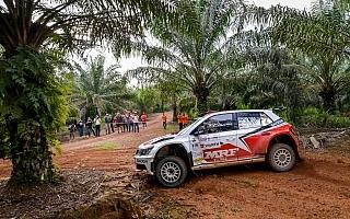 APRCマレーシア:シリーズ初挑戦のベイビーが連勝、選手権リードを広げる