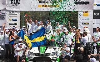 WRCドイツ:WRC2はティデマンドのタイトルが確定、優勝はカミリ