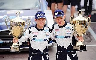 WRCドイツ:タナック「今はどのラリーでも優勝を狙える」デイ4コメント集