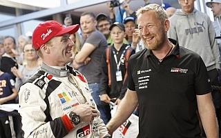 レーティネン、WRCドイツを最後にトヨタを離脱