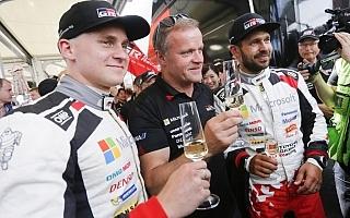 ラッピやスニネンの躍進にマキネンがWRC2の存在意義を賞賛