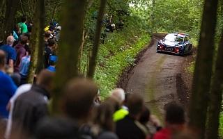 WRCドイツ:シェイクダウンはヌービルがトップタイム