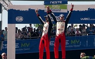 トヨタ、WRCフィンランドの日本語版ハイライト動画を公開